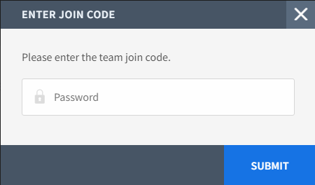 Join code
